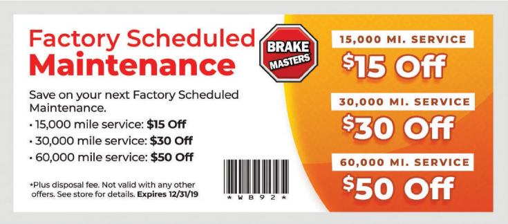 Brake Masters Coupons >> Crossroads Towne Center Brake Masters